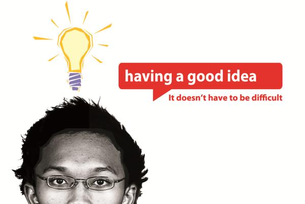 having good idea